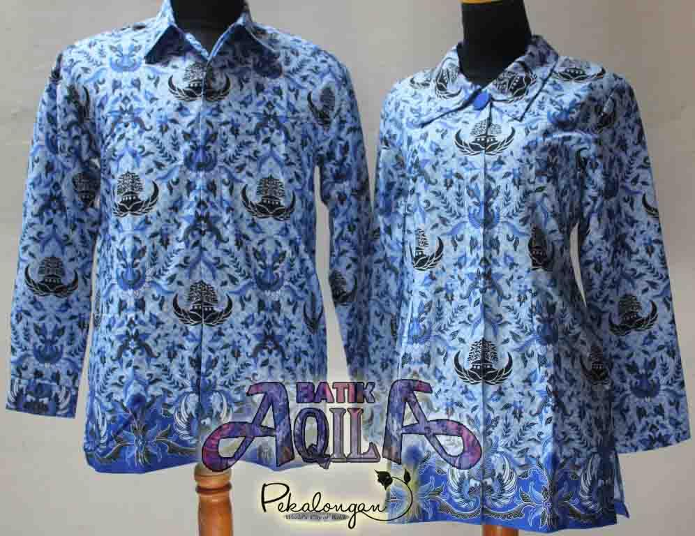 Jual Baju Dan Kain Batik Korpri Produsen Seragam Batik Baju Batik